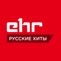 Logo of radio station EHR Русские Хиты