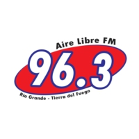 Logo of radio station Aire Libre fm 96.3