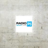 Logo of radio station Radio P5 Arendal