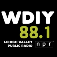 Logo of radio station WDIY 88.1 FM