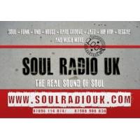 Logo de la radio Soul Radio UK