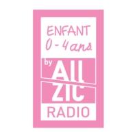 Logo de la radio Allzic Enfants 0/4 ans