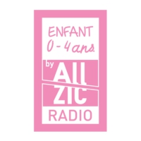 Logo of radio station Allzic Enfants 0/4 ans