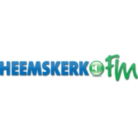 Logo of radio station Heemskerk FM
