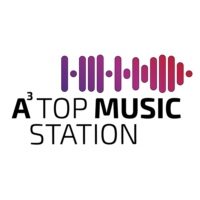 Logo of radio station AAA Top Music Station
