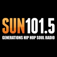 Logo of radio station Sun 101.5