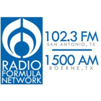 Logo of radio station KBRN Radio Formula Network