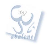 Logo of radio station Abalone Pop