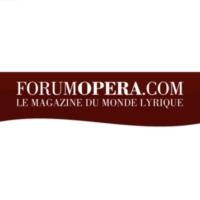 Logo of radio station Radio Forum Opera