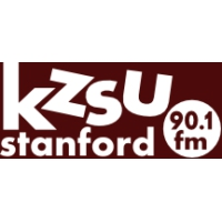 Logo of radio station KZSU Stanford - 3