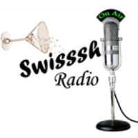 Logo of radio station Swisssh Radio