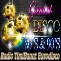 Logo of radio station Radio TimiBanat-Eurodisco