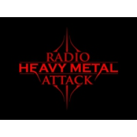 Logo of radio station Heavy Metal Attack