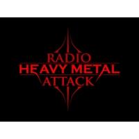 Logo of radio station Heavy Metal Attack