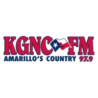 Logo of radio station KGNC 97.9 FM