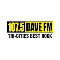 Logo of radio station Dave FM