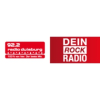 Logo of radio station Radio Duisburg – Dein Rock Radio