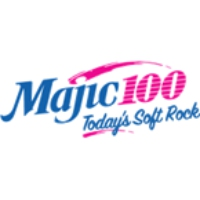 Logo of radio station CJMJ - Majic 100