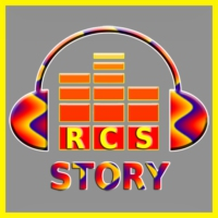 Logo of radio station RCS Network Story