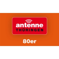 Logo of radio station Antenne Thüringen - 80er