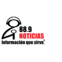 Logo of radio station Noticias 88.9