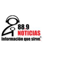 Logo de la radio Noticias 88.9