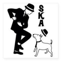 Logo of radio station The SKA Hound