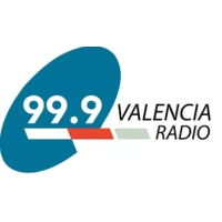 Logo of radio station 99.9 Valencia Radio