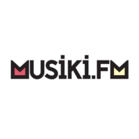 Logo of radio station MusikiFM