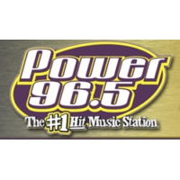 Logo of radio station Power 96.5