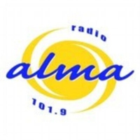 Logo of radio station Radio Alma