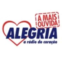Logo de la radio Rádio Alegria 96.1 FM Porto Alegre