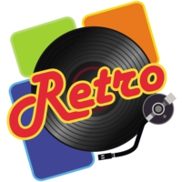 Logo de la radio Retro Rock & Pop