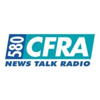 Logo of radio station 580 CFRA