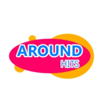 Logo of radio station Around Hits