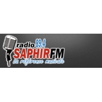 Logo of radio station Saphir FM