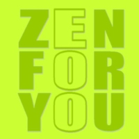 Logo of radio station Zen For You