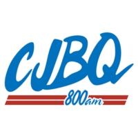 Logo de la radio CJBQ 800 AM