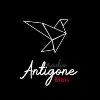 Logo of radio station Radio Antigone Blois