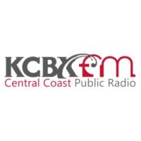 Logo of radio station KCBX 89.5
