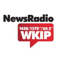 Logo of radio station WKIP 1450