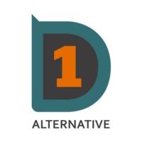 Logo of radio station D1 Alternative