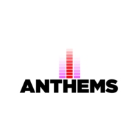 Logo of radio station Anthems Radio UK