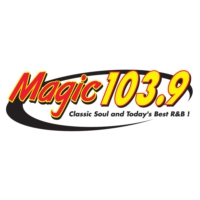 Logo of radio station WTYB Magic 103.9