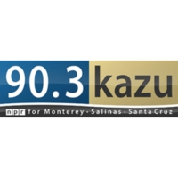 Logo of radio station 90.3 KAZU