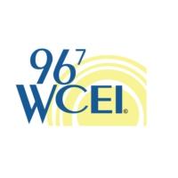 Logo de la radio WCEI 96.7