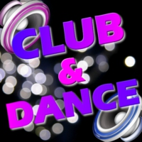 Logo of radio station Club & Dance