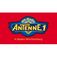 Logo of radio station Antenne 1 Hit