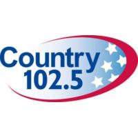 Logo of radio station WKLB Country 102.5
