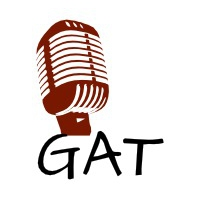 Logo of radio station GAT Radio
